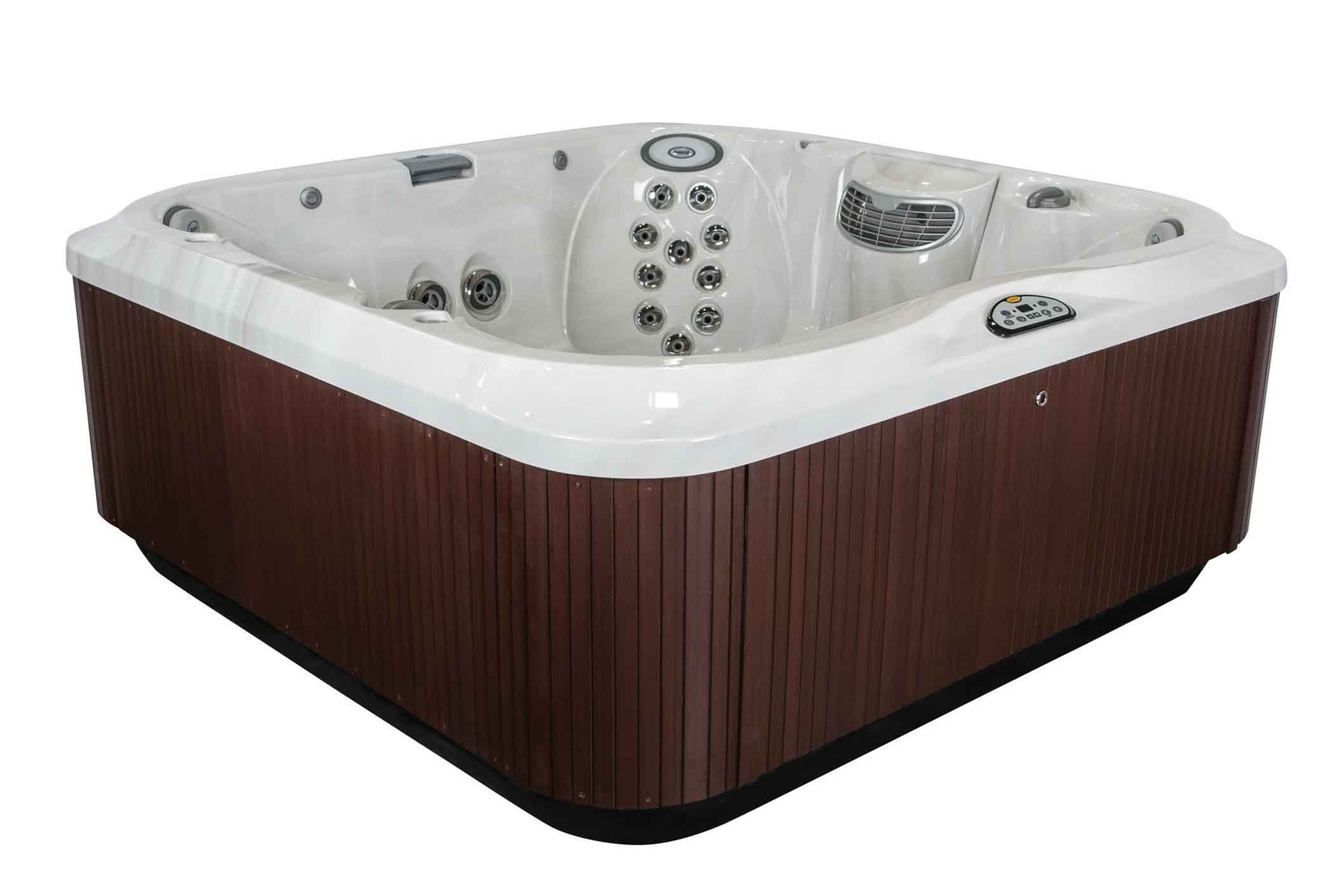 J-385 6-7 Seat Jacuzzi Hot Tub for Sale in New Hampshire